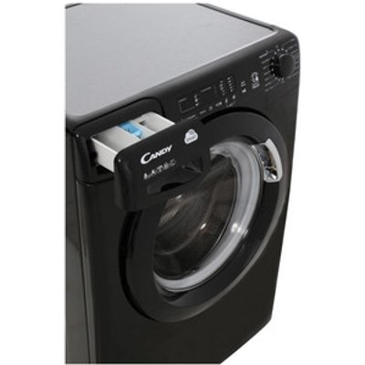 Candy CVS1482D3B Washing Machine in Black NFC 1400rpm 8kg
