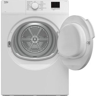 Beko DTLV70041W 7kg Vented Tumble Dryer in White Sensor C Energy