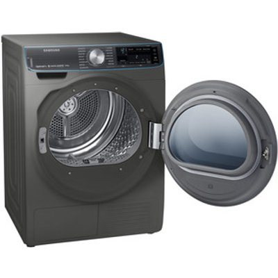 Samsung DV90N8288AX 9kg Heat Pump Dryer in Graphite A Smart Check