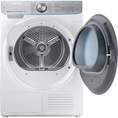 Samsung DV90N8289AW 9kg Heat Pump Dryer in White A Smart Check