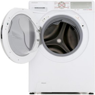 Hoover DWFT413AH8 Washing Machine in White NFC Wi Fi 1400rpm 13kg A