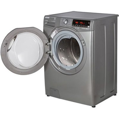 Hoover DWOAD69AHCG Washing Machine in Graphite NFC 1600rpm 9kg A Rated