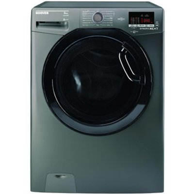 Hoover DXOC69AFN3R Washing Machine in Graphite NFC 1600rpm 9kg A Rated