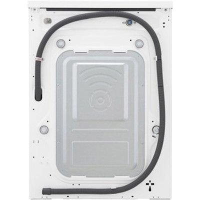 LG F4J608WN Washing Machine in White 1400rpm 8kg A SmartThinQ