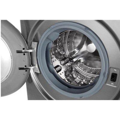 LG F4V310SSE Washing Machine in Graphite 1400rpm 10 5kg B Rated