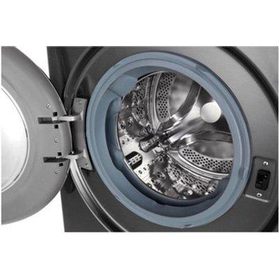 LG F4V709STS Washing Machine in Graphite 1400rpm 9kg A SmartThinQ
