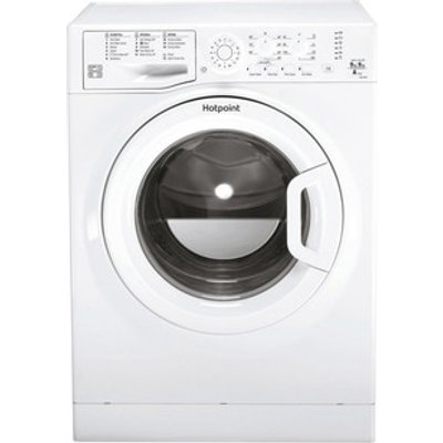 Hotpoint FDEU9640P Washer Dryer in White 1400rpm 9Kg 6Kg B Rated