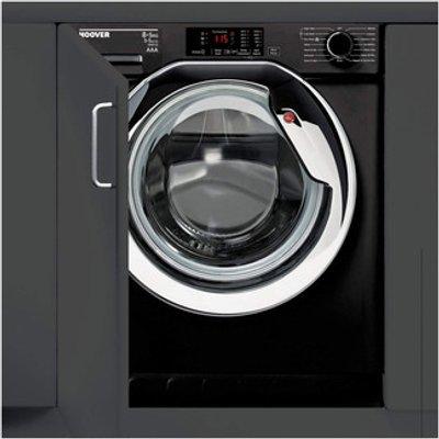 Hoover HBWD8514DCB Integrated Washer Dryer 1400rpm 8kg 5kg