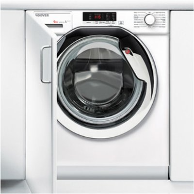 Hoover HBWM914SC Fully Integrated Washing Machine 1400rpm 9kg A
