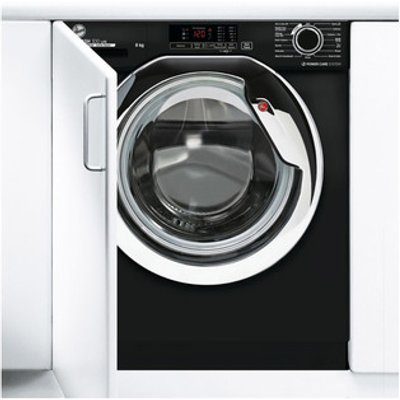 Hoover HBWS48D1ACBE Fully Integrated Washing Machine 1400rpm 8kg A