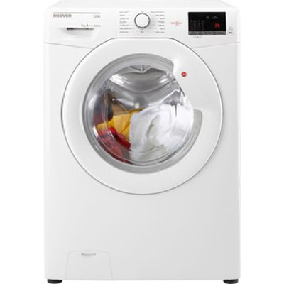 Hoover HL1492D3 Washing Machine in White 1400rpm 9kg A Rated
