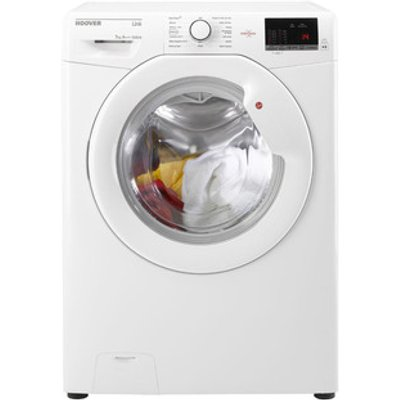 Hoover HL1572D3 Washing Machine in White 1500rpm 7Kg A Rated
