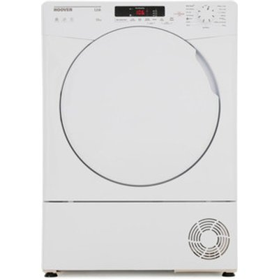 Hoover HLC10DF 10kg Condenser Tumble Dryer in White B Energy