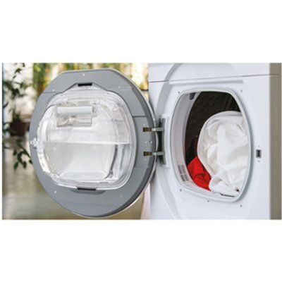 Hoover HLEC10DE 10kg Condenser Tumble Dryer in White Sensor NFC B Rate