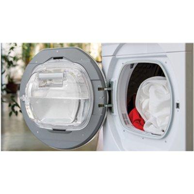 Hoover HLEC8DE 8kg Condenser Tumble Dryer in White Sensor NFC B Rated