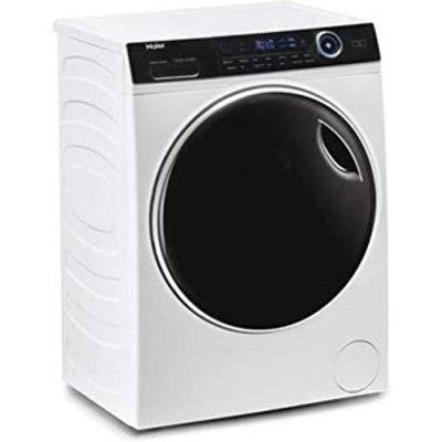 Haier HW100B14979 Washing Machine in White 1400rpm 10kg A Rated