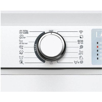 Hoover HWB414AMC Washing Machine in White 1400rpm 14Kg Wi Fi BT