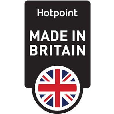 Hotpoint TCFS83BGP 8kg AQUARIUS Condenser Tumble Dryer in White Sensor