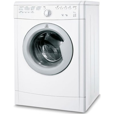 Indesit IDVL86SD 8kg Eco Time Vented Tumble Dryer in White Sensor Dry