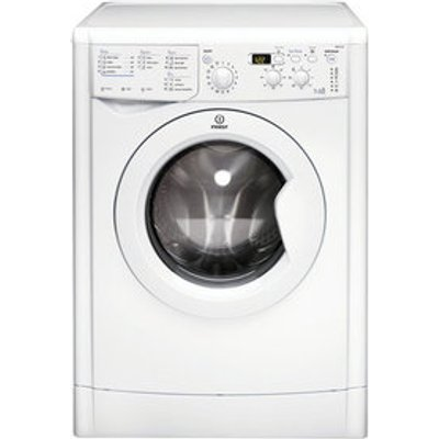 Indesit IWDD7123 ADVANCE Washer Dryer in White 1200rpm 7kg Wash 5kg Dr
