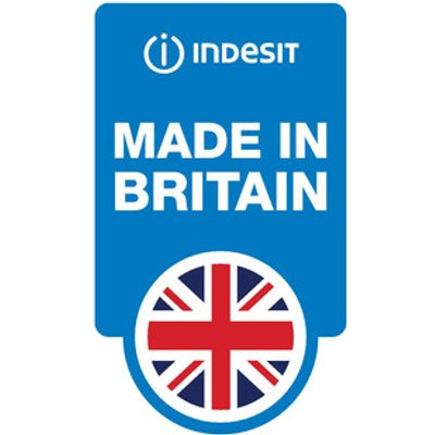 Indesit IDVL75BRK 7kg Vented Tumble Dryer in Black Sensor Dry