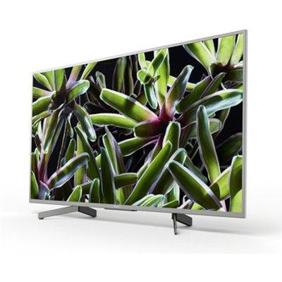 Sony KD43XG7073SU 43 4K HDR UHD Smart LED TV in Silver XR 200Hz YouTub