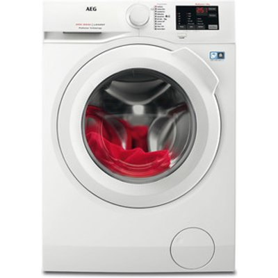 AEG L6FBI861N Washing Machine in White 1600rpm 8kg A