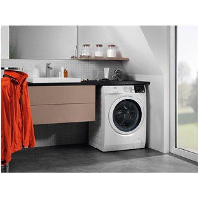 AEG L7WEG841R Washer Dryer in White 1600rpm 8kg Wash 4kg Dry