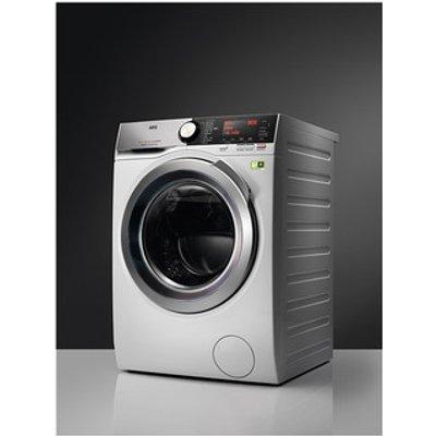 AEG L9FEC966R 9000 Series Washing Machine in White 1600rpm 9kg