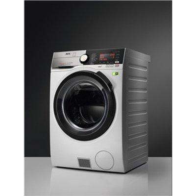 AEG L9WEC169R 9000 Series Washer Dryer in White 1600rpm 10kg 6kg