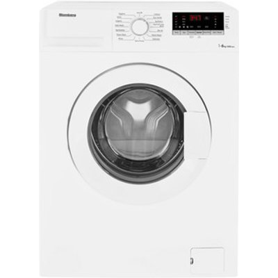 Blomberg LBF16230W Washing Machine in White 1200rpm 6kg Slim Dep 3yr G