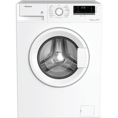 Blomberg LBF1623W Washing Machine in White 1200rpm 6kg Slim Dep 3yr Gt