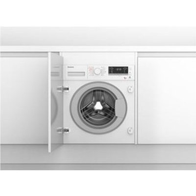 Blomberg LRI285411 Interated Washer Dryer in White 1400rpm 8kg 5kg