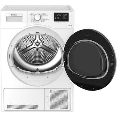 Blomberg LTK21003W 10kg Condenser Tumble Dryer in White Sensor B Energ