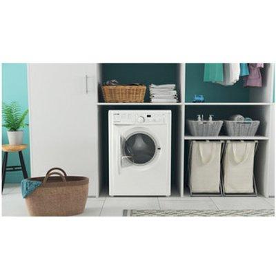 Indesit MTWC91284WUK Washing Machine in White 1200rpm 9Kg C Rated