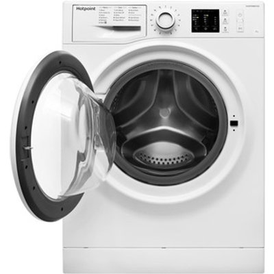 Hotpoint NM10944WW Washing Machine in White 1400rpm 9Kg A Rated