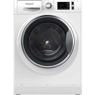 Hotpoint NM111044WCA Washing Machine in White 1400rpm 10Kg B Rated