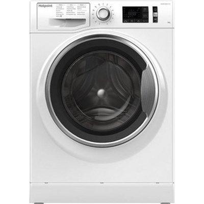 Hotpoint NM111045WCA Washing Machine in White 1400rpm 10kg Steam A