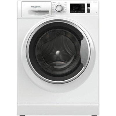 Hotpoint NM11945WSAUK Washing Machine in White 1400rpm 9Kg