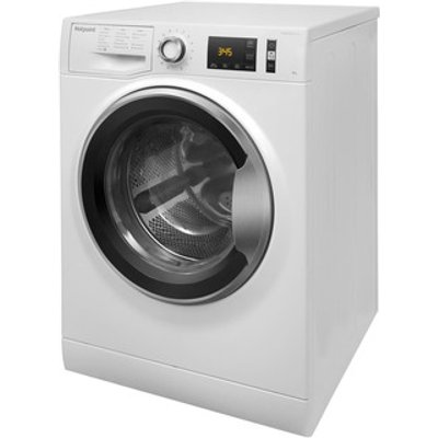 Hotpoint NM11946WCA Washing Machine in White 1400rpm 9Kg A Rated