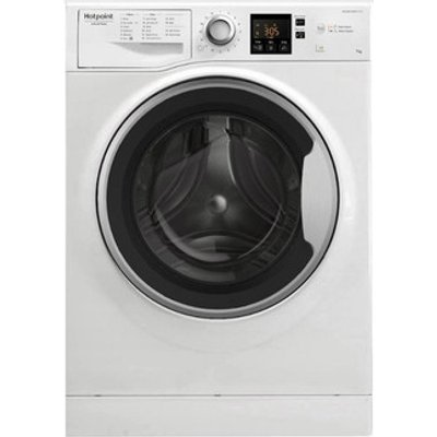 Hotpoint NSWE742UWSUK Washing Machine in White 1400rpm 7Kg A Rated
