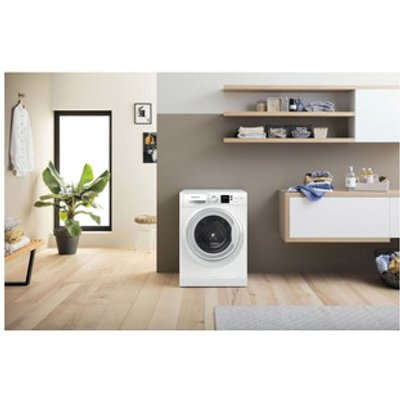 Hotpoint NSWF944CWUKN Washing Machine in White 1400rpm 9Kg C Rated