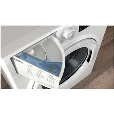 Hotpoint NSWM963CW Washing Machine in White 1600rpm 9Kg A Rated