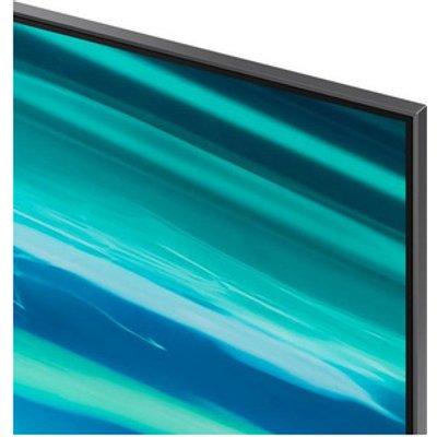 Samsung QE55Q80AA 55 4K HDR UHD QLED Smart LED TV Quantum HDR Full Arr