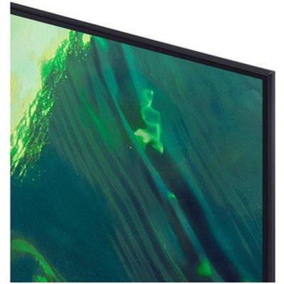 Samsung QE75Q70AA 75 4K HDR UHD QLED Smart LED TV Quantum HDR Dual LED