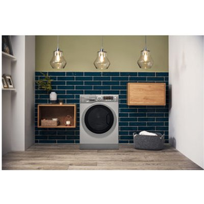 Hotpoint RD966JGD Washer Dryer in Graphite 1600rpm 9kg 6kg A Rated