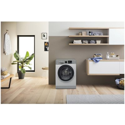 Hotpoint RDG9643GK Washer Dryer in Graphite 1400rpm 9Kg 6Kg A Energy