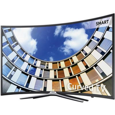 Samsung UE49M6320 49 Curved Full HD 900 PQI Smart LED TV in Dark Silve