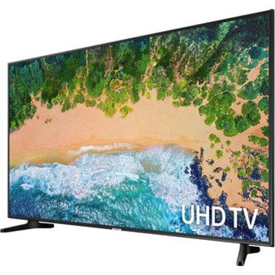 Samsung UE55NU7021 55 Ultra HD HDR 1300 PQI Smart LED TV in Black
