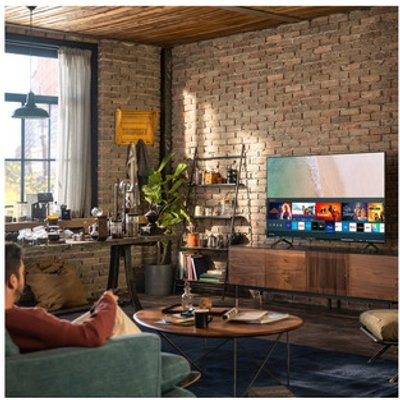 Samsung UE75TU7100 75 4K HDR Ultra HD Smart LED TV with Tizen OS 2000